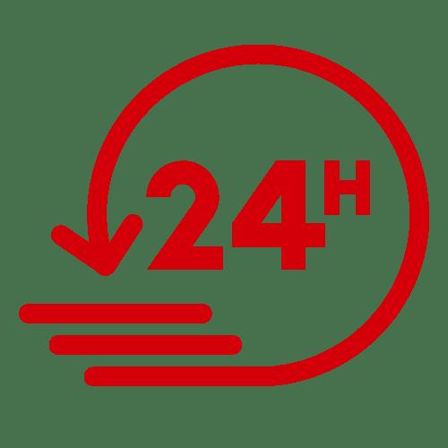 Poceros 24 hora